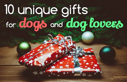 10 super unique etsy gift ideas for dogs dog lovers for Unusual dog gifts